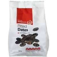 dates, vegetable oil, home brand, unhealthy
