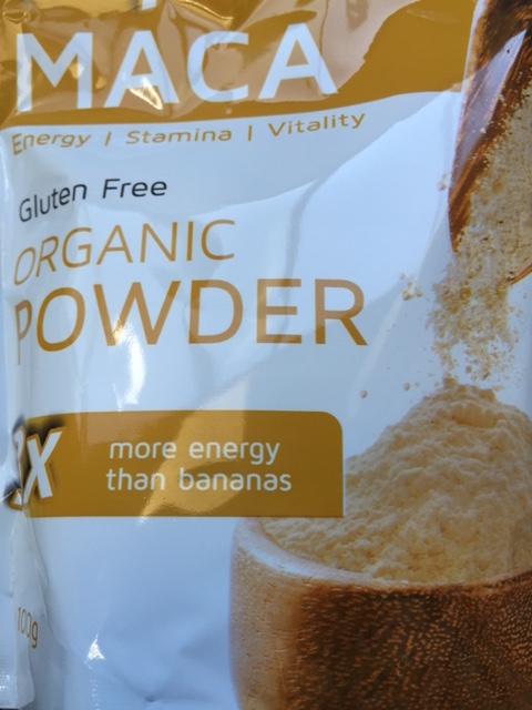Maca powder, maca, hormones, energy, vitality