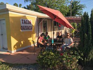 friends, tacos, lillington, usa,