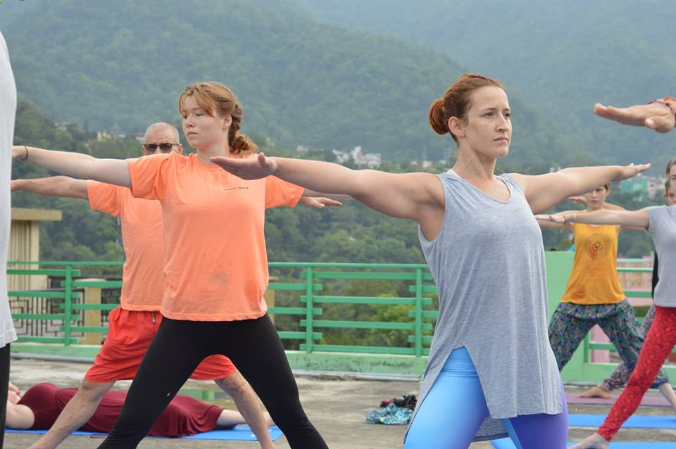 Yoga training, rishikesh yogpeeth, riskikesh, india, yoga, green tara wellness,