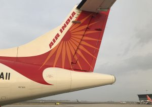air india plane, rishikesh, yoga school,