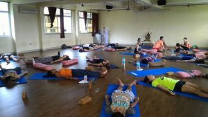 Rishikesh yogpeeth, yoga school, yoga, rishikesh, green tara wellness, 200 hour yoga teacher training, teaching yoga, yoga teacher training, green tara wellness