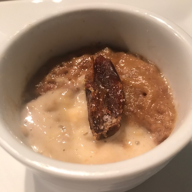salted caramel pudding, self saucing, vegan, gluten free, refined sugar free, plant based, dairy free, egg free, dessert, quick and easy, microwave,
